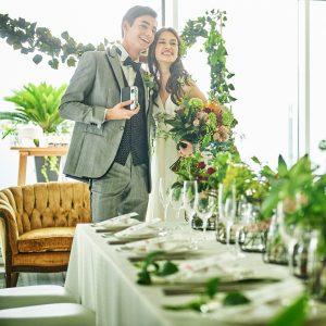 THE SWEETEST WEDDING