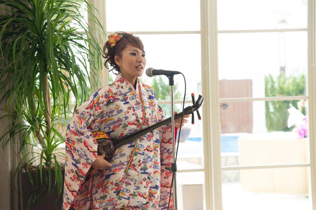 沖縄演出☆カチャーシー☆