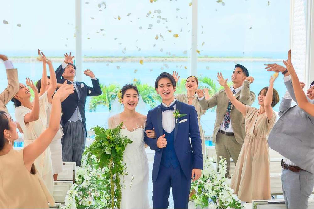 ☆結婚式ライブ配信☆