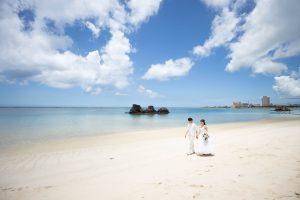 夏本番!!沖縄サマーウェディング🌞