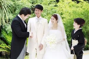 結婚式感動エピソード