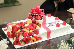 ♯ウェディングケーキ