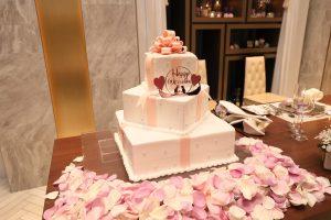 Wedding cake🍰