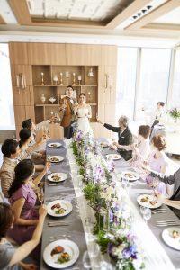 ゲスト目線の結婚式♪