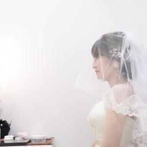 *・・花嫁の小物・・*
