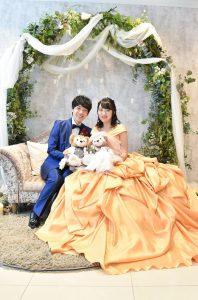 *・・結婚式のアルバム・・*