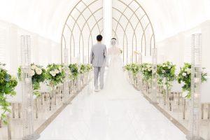 *・・池袋でのご結婚式・・*