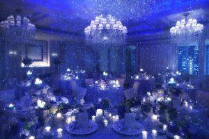 新パーティ演出「星空の結婚式」★