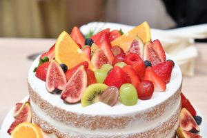 ☆What's!? WEDDING CAKE☆