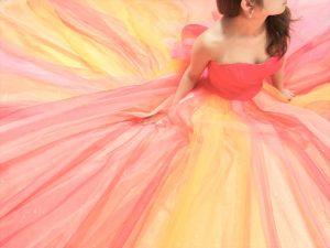 PRIMACARA新横浜店限定オリジナルドレス